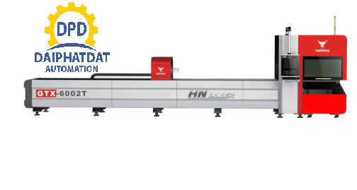 Máy Laser Fiber Cắt Ống_GTX-6002T